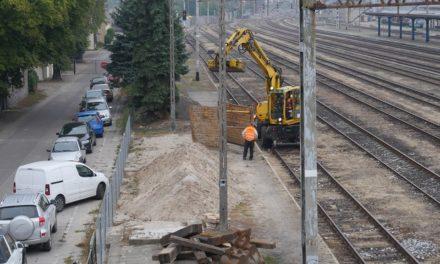 Modernizacja Dworca PKP w Krzyżu Wielkopolskim