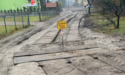 Czy takich dróg chcą mieszkańcy naszej gminy?