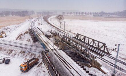 Remont linii kolejowej 351 Poznań-Szczecin