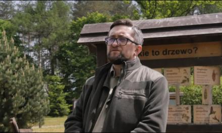 Tomasz Judek nowym Nadleśniczym Nadleśnictwa Krzyż