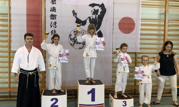XII Międzypowiatowy Turniej Karate w Krzyżu Wlkp.