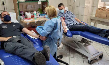 """""""Oddając krew- darujesz życie"""""""